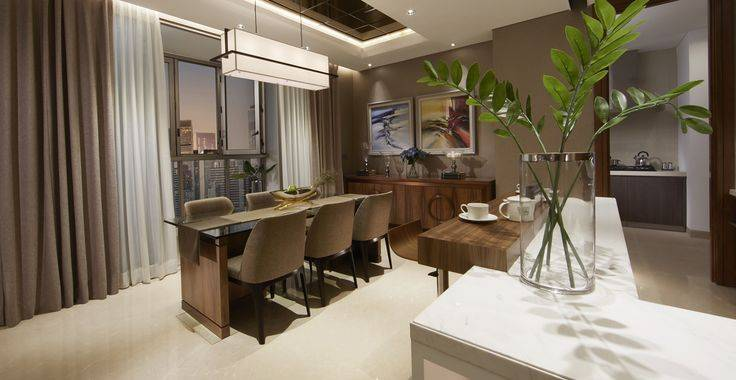 Tipe A, B, C, D view 2 dining room