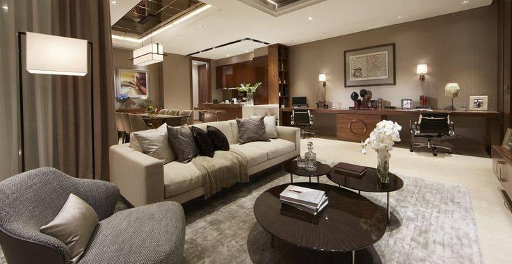 Tipe A, B, C, D view 2 living room