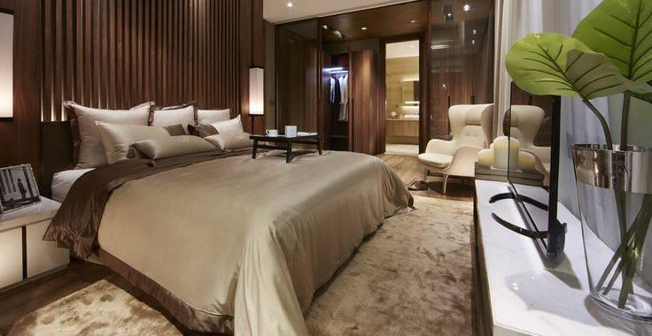 Tipe A, B, C, D view bedroom 1