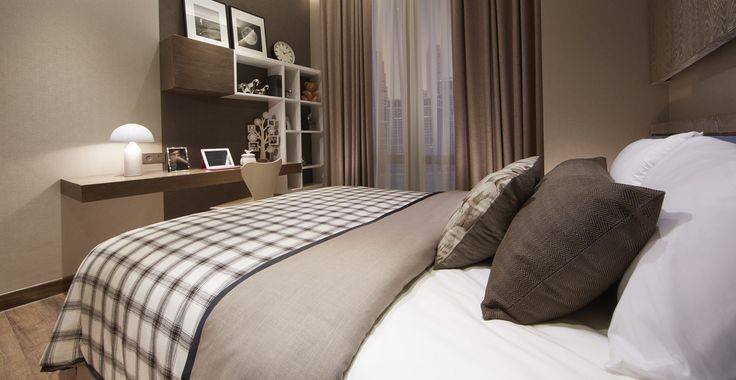 Tipe A, B, C, D view bedroom 2