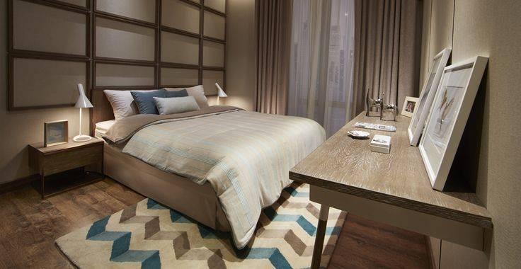 Tipe A, B, C, D view bedroom 3