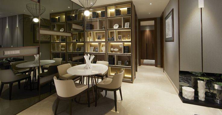 Tipe C & D - View dining room