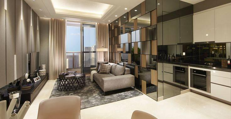 Tipe C & D - View living room 1