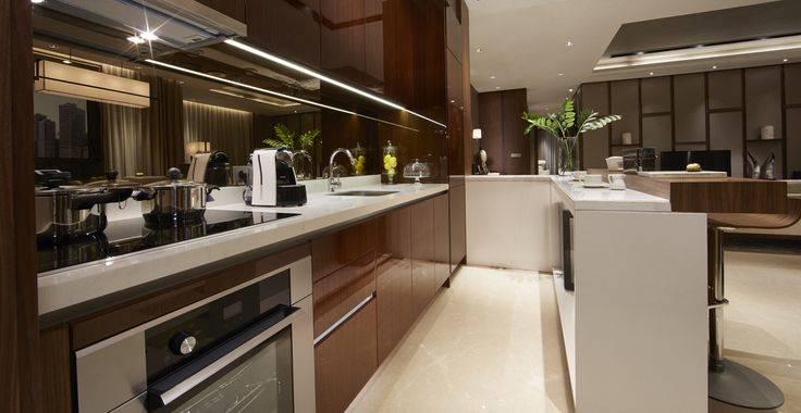 Tipe E view kitchen